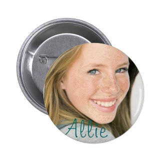 Allie Trimm 6 Cm Round Badge