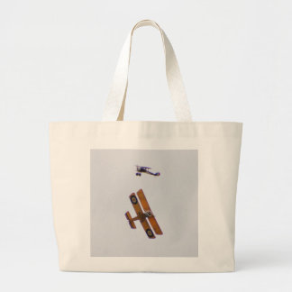 Allied Fighters Of World War One Canvas Bag