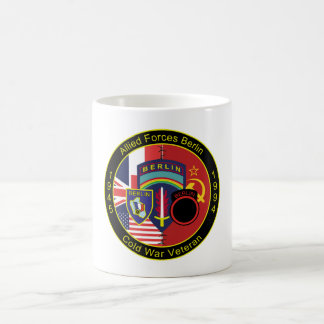 Allied Forces Berlin #7 Coffee Mug