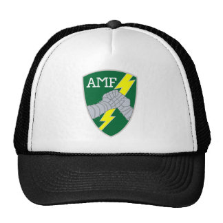 Allied Mobile Force Allied Command Europe Trucker Hat