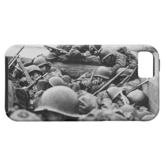 Allied World War II Soldiers Crossing the Rhine Case For The iPhone 5