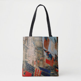 Allies Day, May 1917 Tote Bag