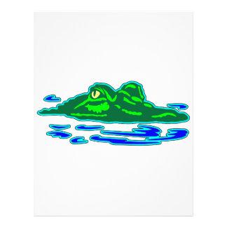 Alligator #018 flyers