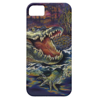 Alligator Adventures Case For The iPhone 5