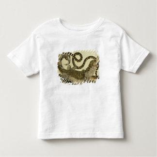 Alligator and Snake, 1730 (coloured engraving) Toddler T-Shirt