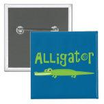 Alligator Buttons