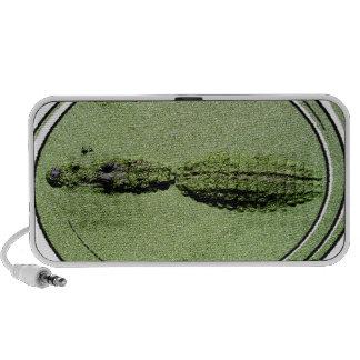 Alligator Camo Mp3 Speakers