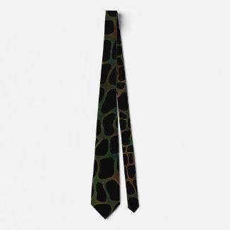*~* Alligator Camouflage Quiet Power Tie
