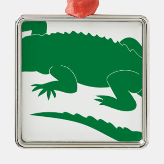 Alligator Christmas Ornament