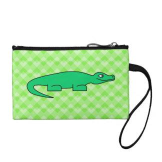 Alligator. Coin Purse