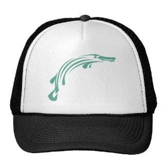 Alligator Gar Fish Cap