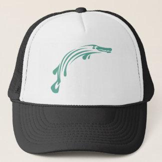 Alligator Gar Fish Trucker Hat