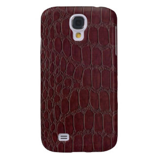 Alligator Leather Print Speck Case iPhone 3G/3GS Galaxy S4 Case