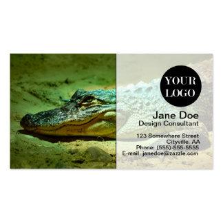 Alligator Pack Of Standard Business Cards