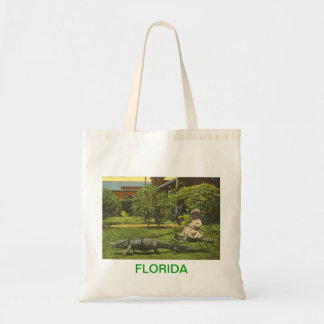 ALLIGATOR POWER TOTE BAG