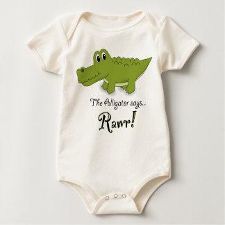 Alligator Roar- Animal Sounds Tee