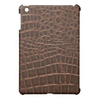 Alligator Skin iPad Case