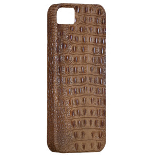 Alligator Skin iPhone 5 Case
