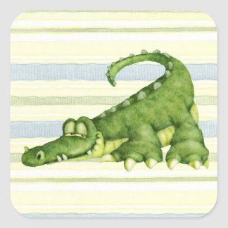 Alligator - Stickers