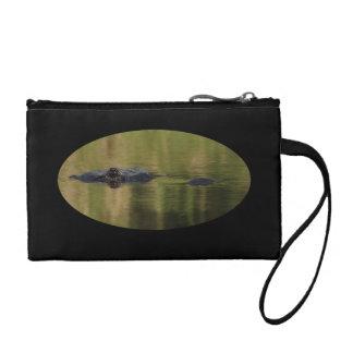 alligator surfacing coin purses