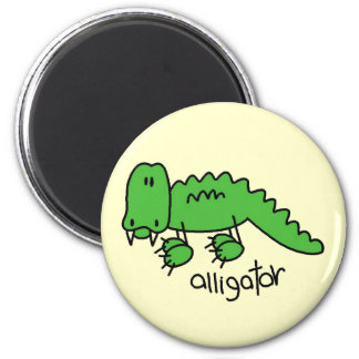 Alligator Tshirts and Gifts Magnet