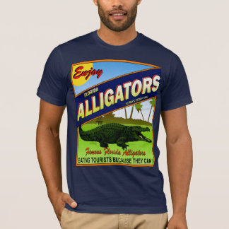 ALLIGATOR VINTAG ELABEL T-Shirt