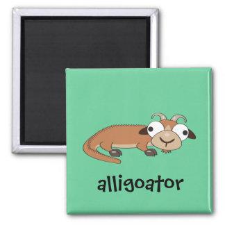 Alligoator Magnet