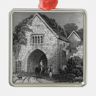 Allington Castle Christmas Ornament