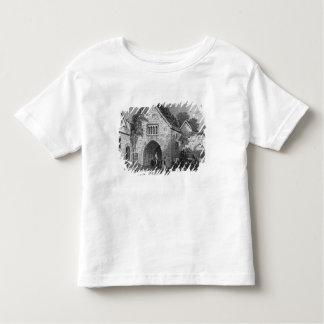 Allington Castle Toddler T-Shirt