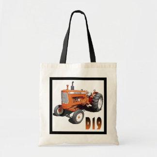 Allis-Chalmers D19 Budget Tote Bag