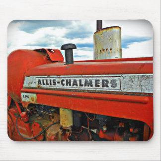 Allis Chalmers tractor Mouse Mat