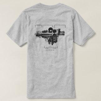 Allison 250-C20B engine T-Shirt