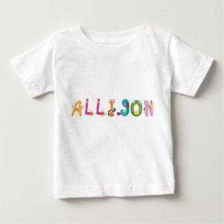 Allison Baby T-Shirt