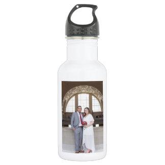Allison & Edgar's Wedding Water Bottle 532 Ml Water Bottle