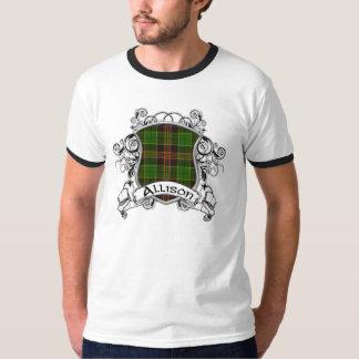 Allison Tartan Shield T-Shirt