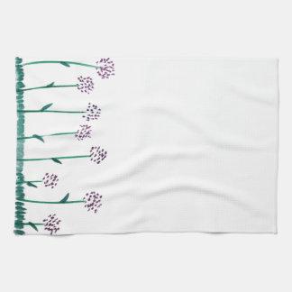 allium towels