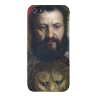 Alllegory of Prudence - Titian (Tiziano) iPhone 5 Cases