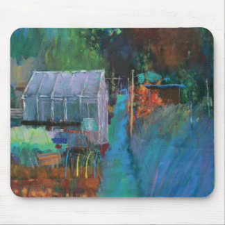 Allotment Mouse Mat