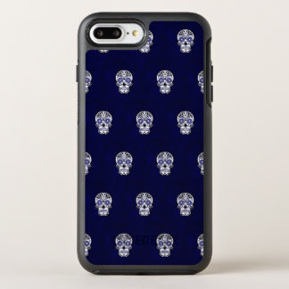 Allover Skulls OtterBox Symmetry iPhone 8 Plus/7 Plus Case