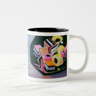 Allsorts Two-Tone Coffee Mug