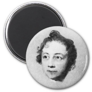 Allston ~ Washington Painter Writer Fridge Magnet