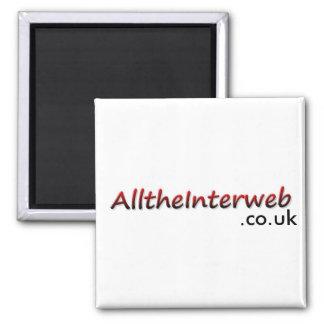 AlltheInterweb Magnet