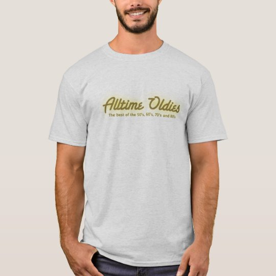 Alltime Oldies Mens Tee