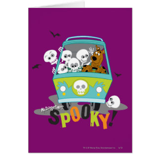 Alltogether Spooky Greeting Card