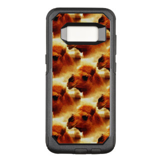Alluring Camel Face OtterBox Commuter Samsung Galaxy S8 Case