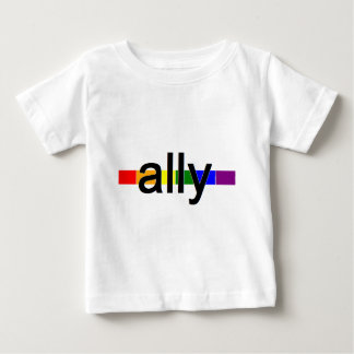 ally.png baby T-Shirt