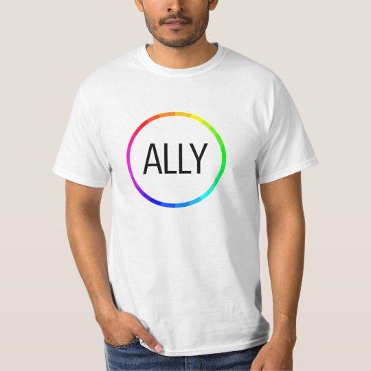 Ally Pride - Modern Gradient T-Shirt