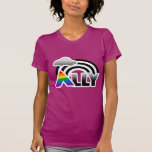 ALLY RAINBOW -.png Shirts