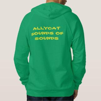AllyCat S.O.S. Riddim Roots Radio Men's Hoodie