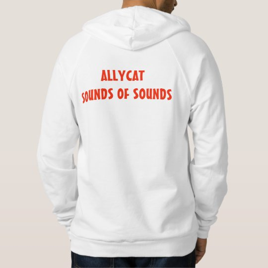 AllyCat S.O.S. Riddim Roots Radio Men's Hoodie
